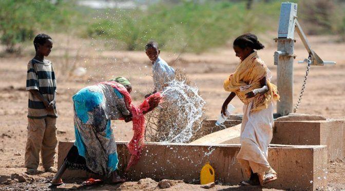Una innovadora app para mejorar la captación de agua de lluvia en África (iAgua)