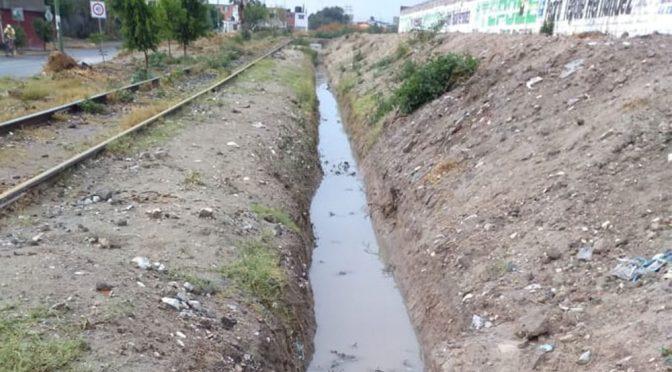 Puebla: Obra inconclusa causa contaminación e inseguridad en Tehuacán (El Popular)