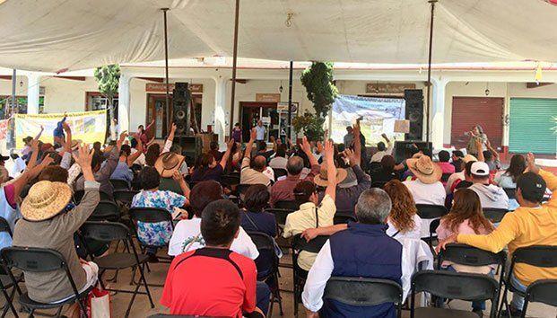 Estado de México: Prevén daños irreversibles por el nuevo aeropuerto (La jornada)