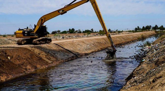 Baja California: Abren carpeta penal por la contaminación de un dren (El Imparcial)