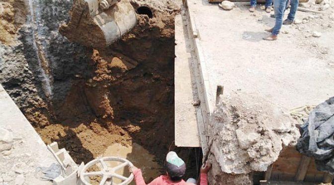 Chiapas: SMAPA Repara Línea De Distribución De Agua Potable (diario ultimátum)