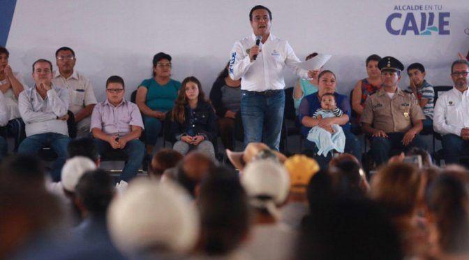 Querétaro: Municipio dará agua potable a 2 mil 600 familias de asentamientos irregulares (códice informativo)