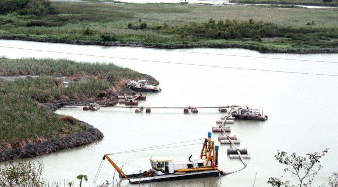 Sequía pone en riesgo suministro de agua a sur de Tamaulipas (Milenio)