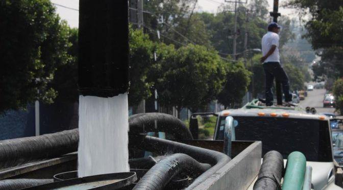 La Ciudad de México está ante una posible crisis de agua catastrófica (Infobae)