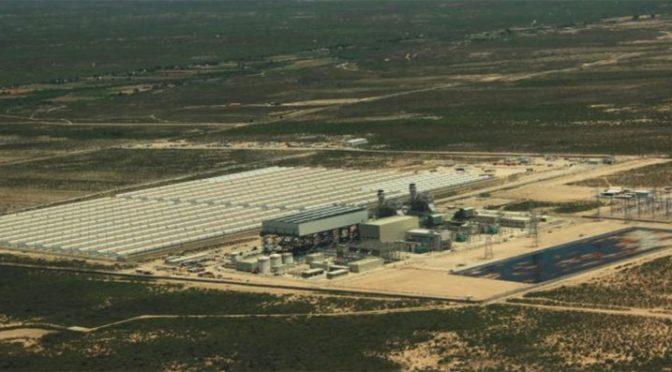 Salamanca: Anuncian nueva planta de la CFE (Correo)