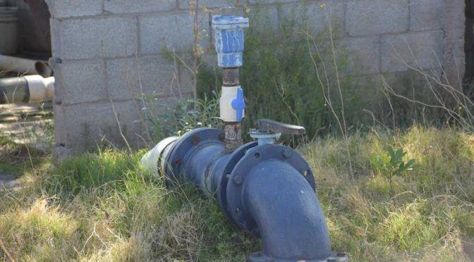 Chihuahua: Cárcel de 1 a 3 años a productores por robar agua (El Heraldo de Chihuahua)