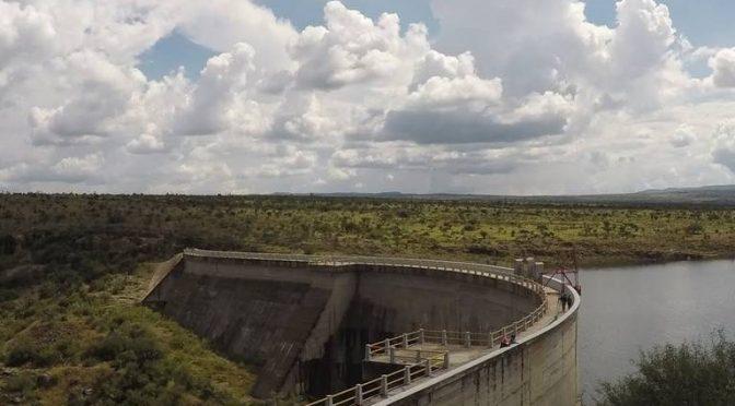 Aguascaliente: Falta 41% de agua en embalses (El Sol del Centro)