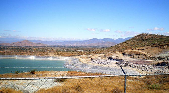 Oaxaca: Descartan contaminación en presa de San José del Progreso (El Imparcial)