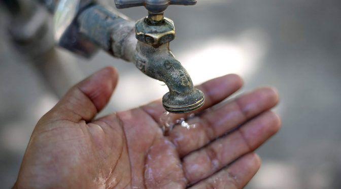 40% de agua en Centro de Puebla no es contabilizada por fugas o robo (Milenio)