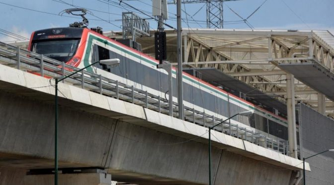 CDMX: por obras de Tren Interurbano, Cuajimalpa gasta 16 mdp en pipas de agua (Milenio)