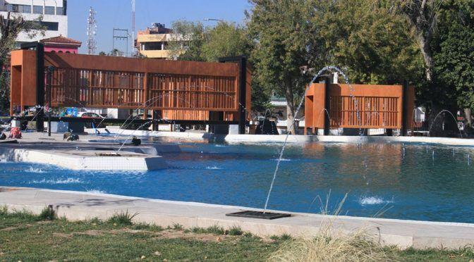 Coahuila: Regularán agua para riego de Alameda y Zona Centro (Milenio)