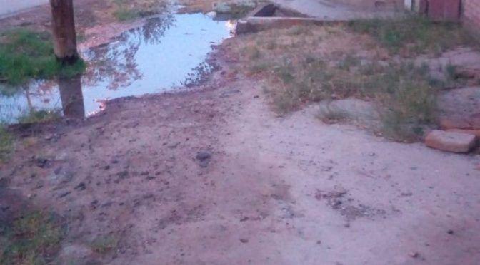 Argentina: Cinco días sin agua (Diario de Cuyo)