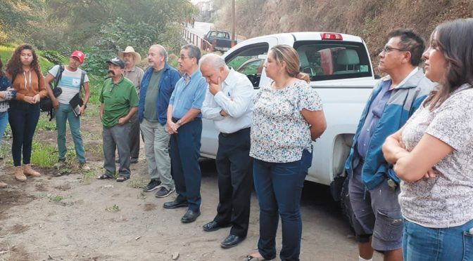 Morelos: Revisan dónde descargan aguas negras (Diario de Morelos)