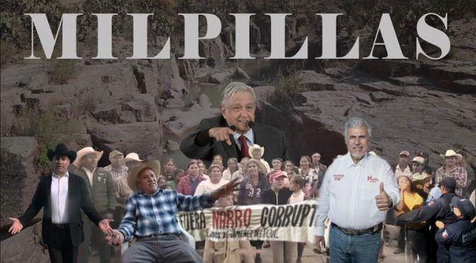 Zacatecas: Proyecto Milpillas se seca entre discordia, política y crisis del agua (Zacatecas Online)