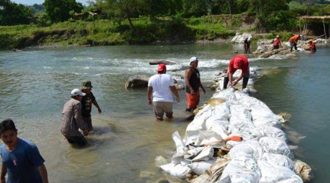 Veracruz: Se queda sin agua el río Cazones  (La opinión de Poza Rica)