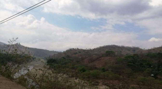 Nicaragua: Los ríos están cada vez más secos (La prensa)