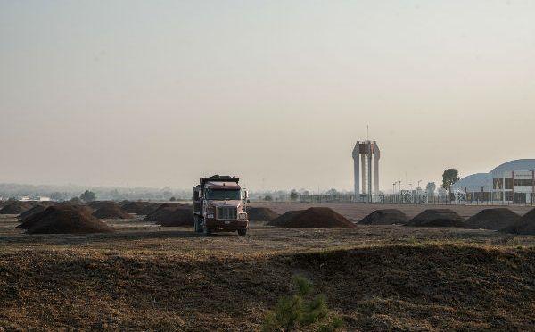 Estado de México: La zona de Santa Lucía requerirá más agua potable: CAEM (El Heraldo de México)