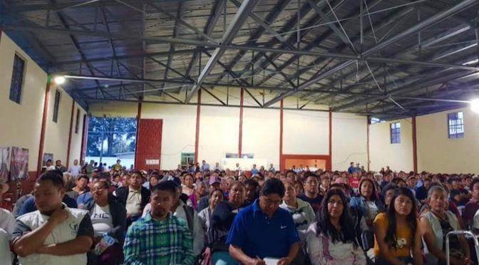CDMX: Habitantes de 2 de los 3 pueblos que rodean Santa Lucía dicen que la consulta de AMLO los excluyó (Noreste)