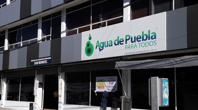 Se niegan a pagar a Agua de Puebla (El Popular)