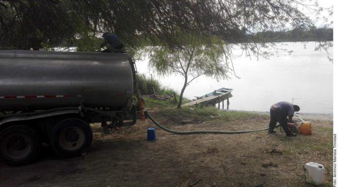 Monterrey: Habitantes de NL se están quedando sin agua (El Imparcial)