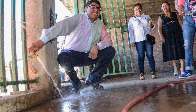 Zacatecas: Abastecen de agua a 20 mil habitantes (NTR)