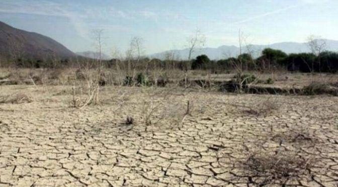 San Luis Potosí: En picada captación de agua en las presas (El Sol de San Luis)