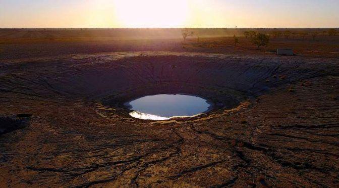 Australia restringe consumo de agua en poblado estado ante persistente sequía (Economia Hoy)