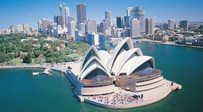 Sydney impone restricciones al uso del agua a partir del sábado (20 minutos)