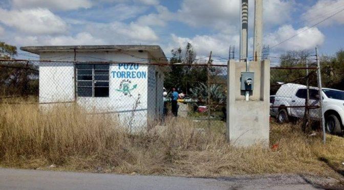 Estado de México: Perforarían nuevo pozo de agua en Tepetitlán para sustituir depósito contaminado (AM)