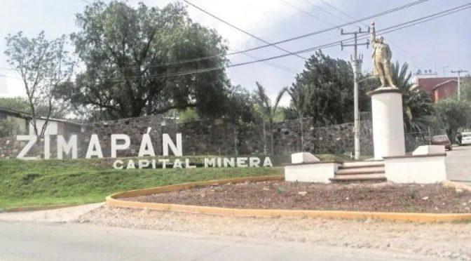 Hidalgo: Necesita Zimapán 140 mdp para eliminar arsénico en agua potable (AM)