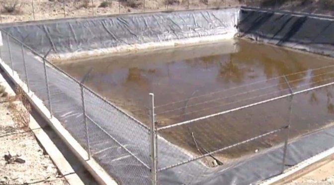 Nuevo León: Otra vez, sufren en el sur por falta de agua (El Horizonte)