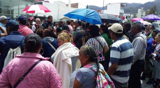Michoacán: Piden pobladores de Charo solución para red de agua Tumbisca-Epazotes (90 Grados)