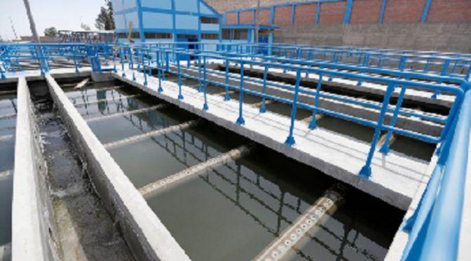 Muro pondría en riesgo futuro de planta de agua en La Joya (Telemundo40)
