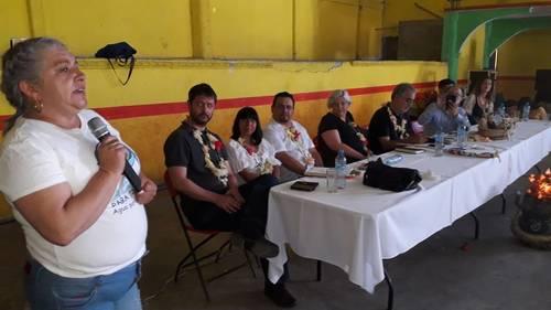 Hidalgo: Activista por el derecho al agua regresa al estado tras exiliarse (La jornada)