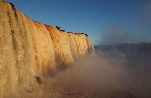 Brasil: Tres millones de litros por segundo (La jornada)