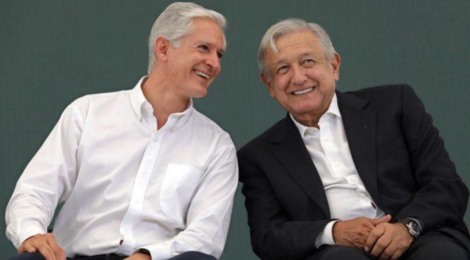 Estado de México: Se mejorará distribución y red de agua en Neza con apoyo federal: Del Mazo (El Financiero)