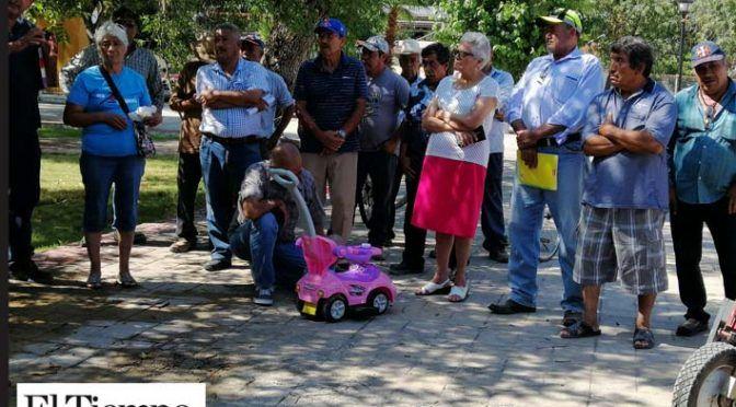 Coahuila: Exigen les regresen el agua que fue desviada (El Tiempo)