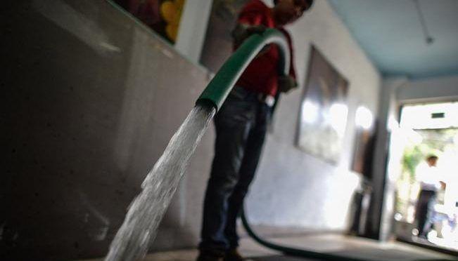 CDMX: Iniciativa privada opera 200 títulos para extracción de agua (ejecentral)