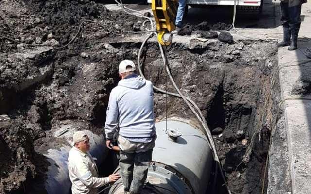 Estado de México: Causa oposición proyecto de acueductos para dar agua al aeropuerto de Santa Lucía (Milenio)