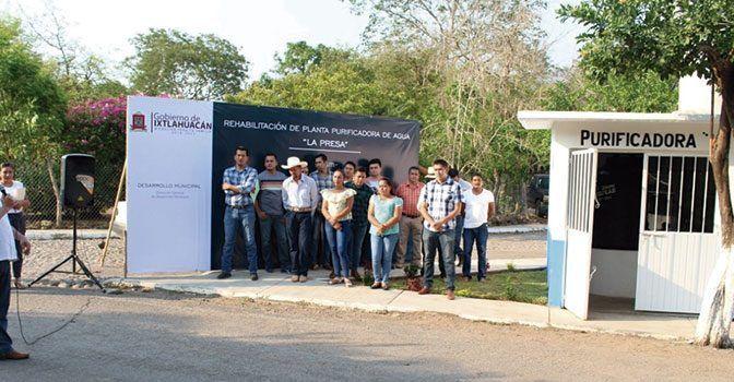 Colima: Beneficiará planta de agua de La Presa a otras comunidades (Diario de Colima)