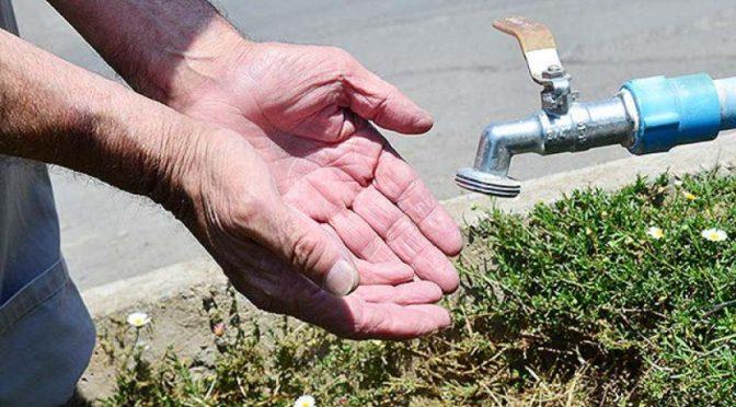 CDMX: Piden acciones ante escasez de agua en Baja California (El Siglo de Torreón)