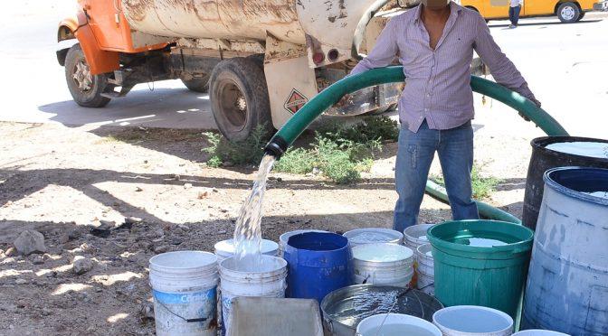 Coahuila: envía Simas pipas a 9 comunidades (El Siglo de Torreón)
