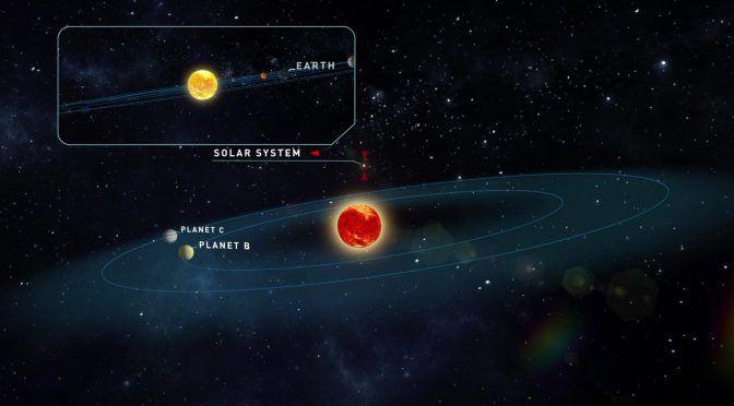 Almería a la cabeza de la búsqueda de agua en el espacio exterior: Calar Alto detecta dos candidatos muy cercanos a la Tierra (Xataka)