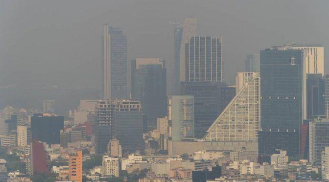 CDMX: Invertirá 145 mil mdp en plan ambiental 2019-2024 (Milenio)