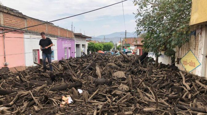 Guadalajara: San Gabriel sigue sin servicio de agua potable al 100% (w radio)