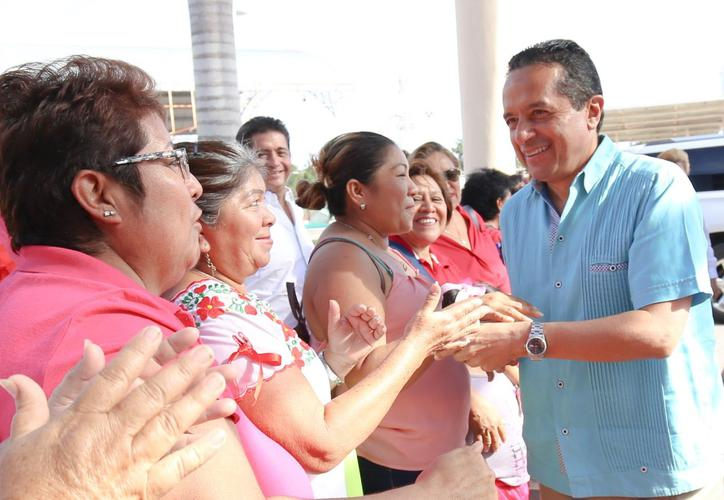 Quintana Roo: Fortalece gobernador servicios hidráulicos (Novedades Quintana Roo)