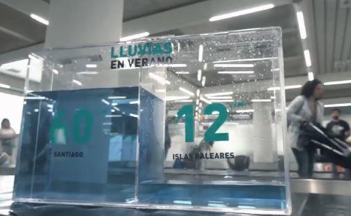 España: Cambian las maletas de los pasajeros por otras llenas de agua en el Aeropuerto de Palma (El Mundo)
