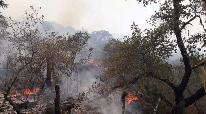 San Luis Potosí: Incendio en San Miguelito contaminó agua en Villa de Reyes (Quadratin SLP)