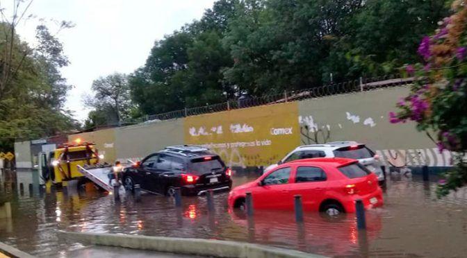 Morelia amanece bajo el agua tras fuertes lluvias (UnoTV)