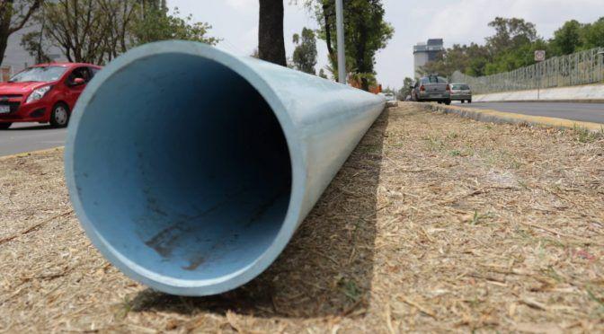 Reanuda agua de Puebla obras en los Fuertes sin tener permiso del INAH (La Jornada de Oriente)